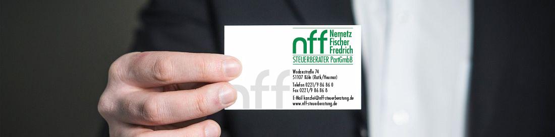 NFF Steuerberatung Leistungen